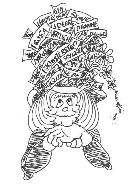 digtsamling af halfdan rasmussen